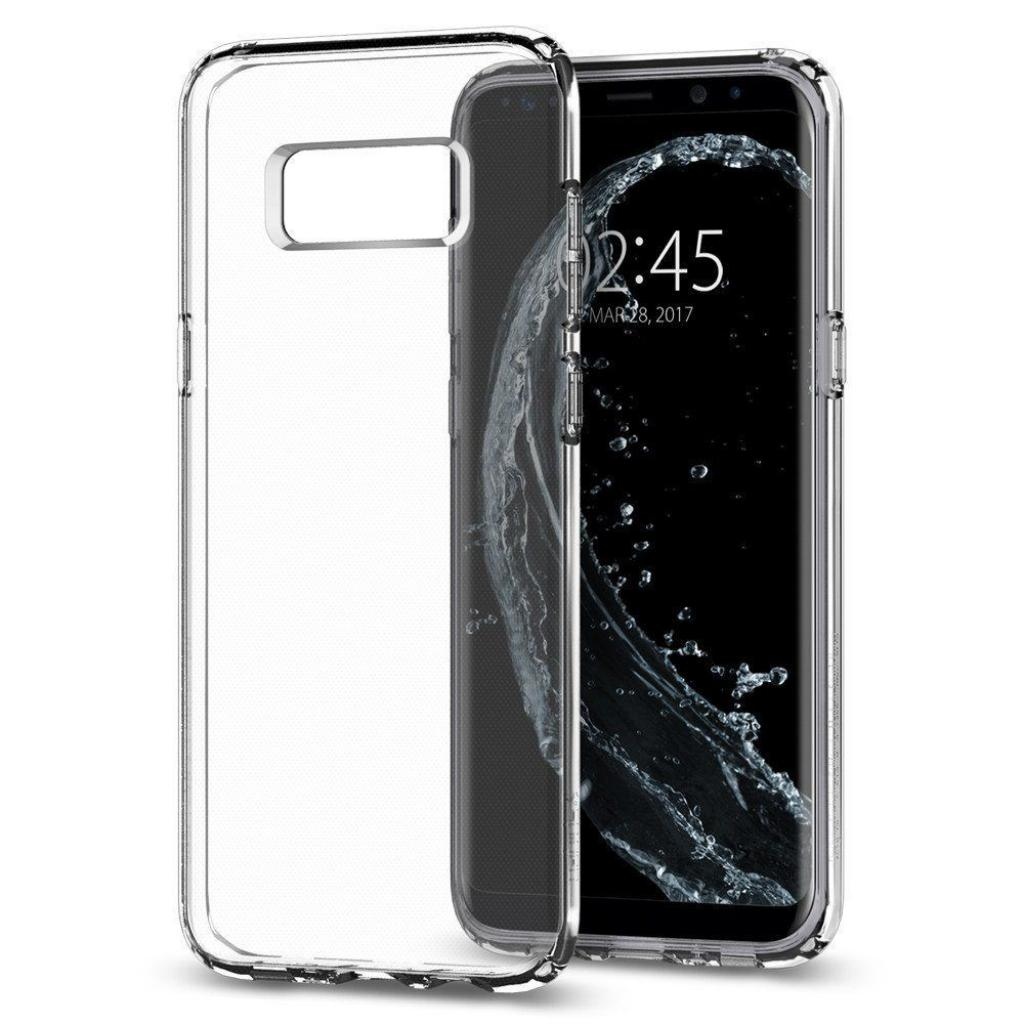 SPIGEN SGP Liquid Crystal Clear Etui Galaxy S8+ (liquid clear s8+). 242025.  242025. 242025. WYSYŁKA  jutro do 12 00 b95e75acd85c