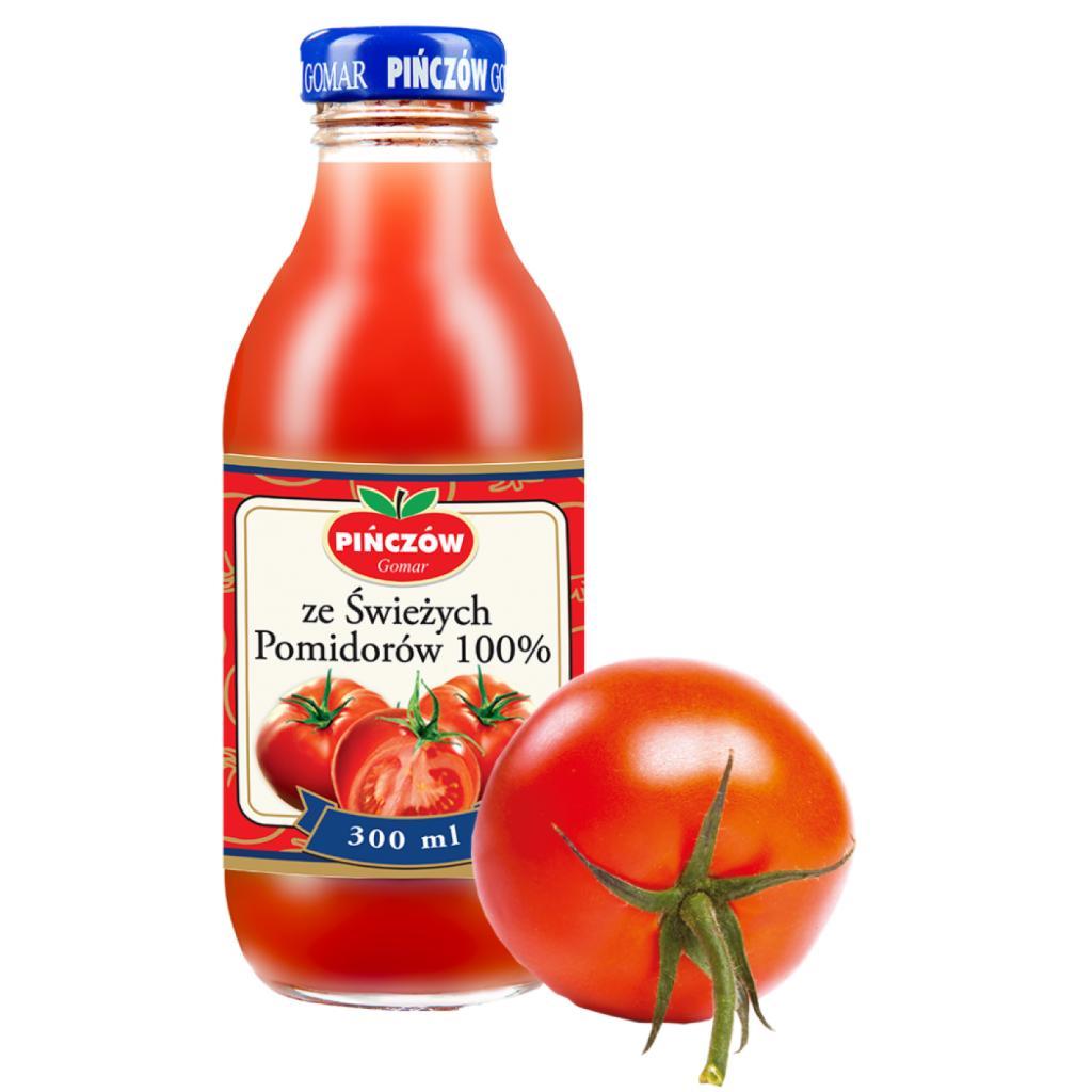 Sok z pomidorów | Wyciskaj świeże soki